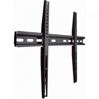 "TV-Wall Mount for 32-65""- Gembird ""WM-65F-02"", Fixed, max. 40 kg, Distance TV to Wall: 12 mm, max. VESA 600 x 400, Black"