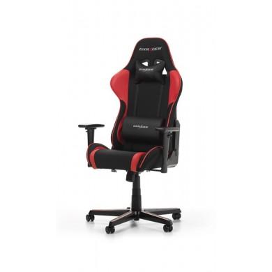 Fotoliu Gaming DXRacer Formula GC-F11-NR-H1 / 150kg / 145-180cm / Black/Red