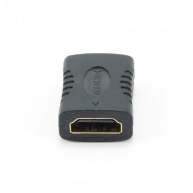 Adapter HDMI-HDMI - Gembird A-HDMI-FF, Extension adapter HDMI female to HDMI female, gold plated contacts