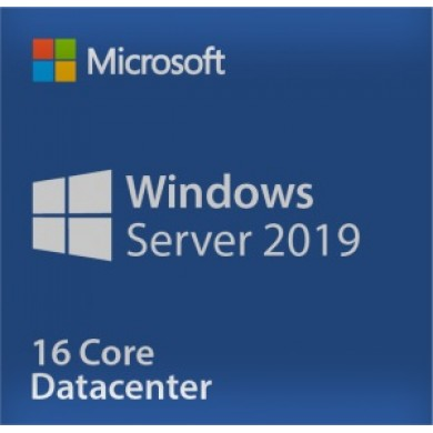 Dell Microsoft Windows Server 2019, Standard Edition,16CORE,ROK - Kit (634-BSFX (for Distributor sale only)