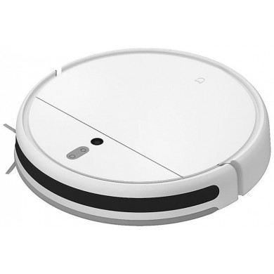 """XIAOMI """"Mi Robot Vacuum-Mop"""" EU, White, Robot Vacuum, Suction 2500pa, Sweep, Mop, Remote Control, Self Charging, Dust Box Capacity: 0.6L, Working Time: 1.5h, Maximum area about 250 m2, Barrier height 1.5cm"""
