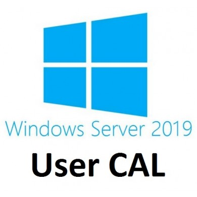 Dell Microsoft Windows Server 2019/2016 5-pack User Client Access License (CAL) (STD or DC) (Customer Kit)