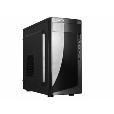 ATOL PC1033MP - Home #2: Intel Quad-Core i3-8100 4C/4T 3.6GHz/Biostar H310MHP /RAM Kingston 8GB DDR4 2400/SSD PNY CS900 120GB/HDD WD Blue 1.0TB 10EZEX/ Case HPC D-03 mATX 500W