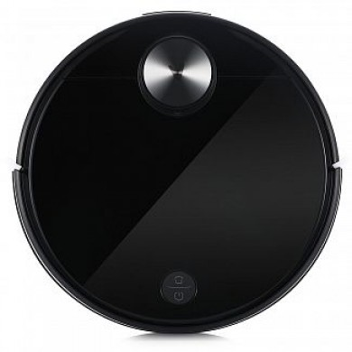 """XIAOMI """"Viomi V3"""" EU, Black, Robot Vacuum Cleaner, Suction 2600pa, Sweep, Mop, Remote Control, Self Charging, Dust Box Capacity: 0.5L, Working Time: 150m, Maximum area about 250 m2, Barrier height 2cm"""