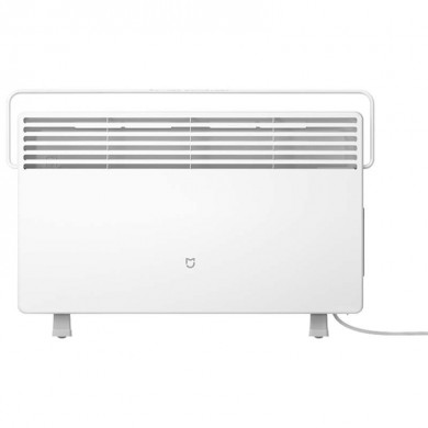 """XIAOMI """"Mi Smart Heater S"""", White, Smart Electrical Heater, 2200W High Power, Rapid Warming, Wi-Fi, Remote control, IPX4, 3 Levels Adjustable, 1 piece Drying Rack, Constant Temperature Mode, Large Heat Disspipation Area 480 m2"""