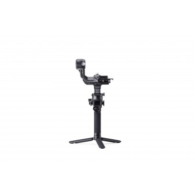 """(903020) DJI RSC 2 - Camera Stabilizer for Mirrorless and DSLR Cameras, 1/4""""-20 and M4 Mounting Hole, Load Weight 3.0 kg, 1'' OLED Screen, Bluetooth 5.0, RSS Camera Control Port, Follow Focus Motor Port, USB-C, NATO, Run Time 14h, Weight 1.216 kg"""