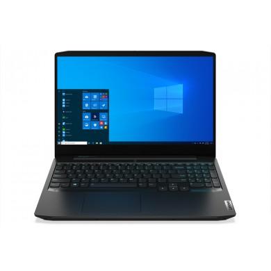 "Laptop 15.6"" Lenovo IdeaPad Gaming 3 15IMH05 / Core i5 / 8GB / 512GB SSD / GTX1650Ti / Onyx Black"
