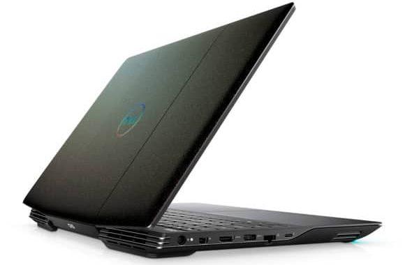 Laptop DELL Inspiron Gaming 15 G5 (5500) / Intel Core i5 / 8GB / 1TB SSD / GTX 1650Ti / Win10 / Black