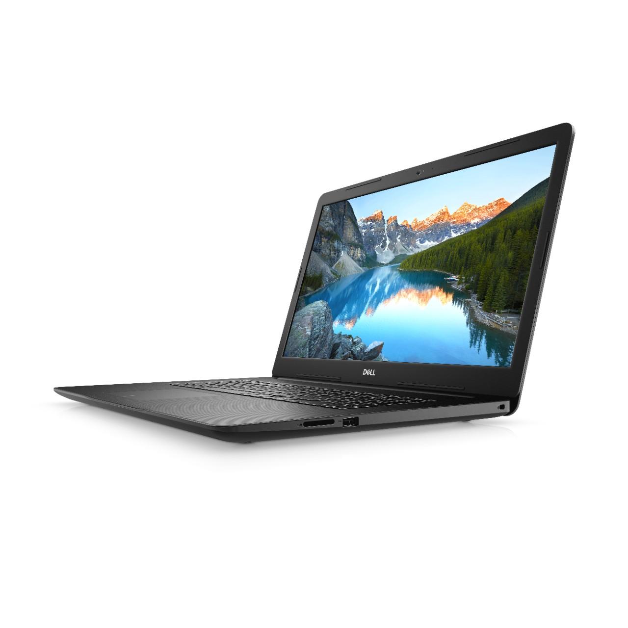 """Laptop 17.3"""" DELL Inspiron 17 3000 (3793) / Core i3 / 4GB / 1TB / DVDRW / Black"""