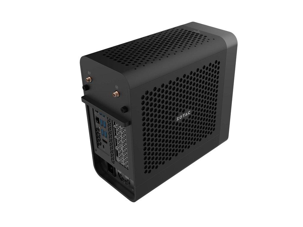 Mini PC (Barebone) ZOTAC Magnus One ECM73070C / Intel Core i7 / RTX3070 / Black